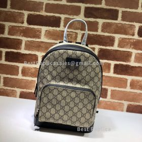 Gucci GG Supreme Small Backpack Black 429020