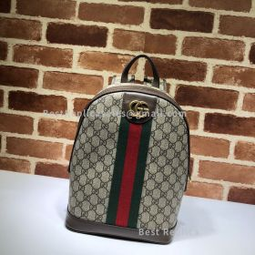 Gucci Ophidia GG Backpack Brown 552884