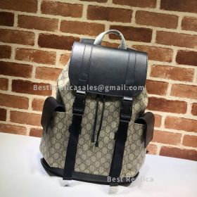 Gucci GG Canvas Backpack 495563