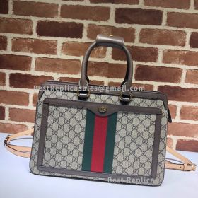 Gucci Ophidia GG Briefcase Tote Bag 539957