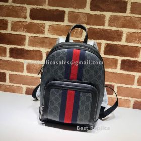 Gucci Small GG Supreme Backpack 598102