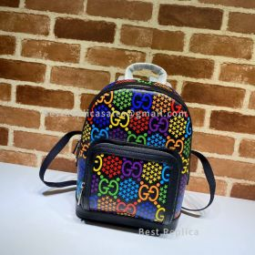 Gucci Small GG Psychedelic Backpack Colourful 601296