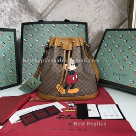 Gucci Disney X Gucci Small Bucket Bag 602691