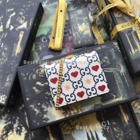 Gucci Chinese Valentine's Day Exclusive Wallet 573050