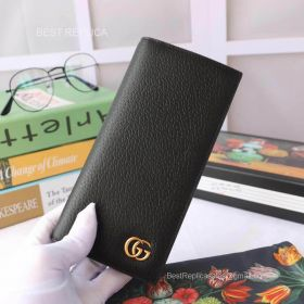 Gucci GG Marmont leather long ID wallet 436023 211527
