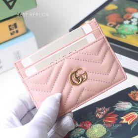 Gucci GG Marmont card case 443127 211539