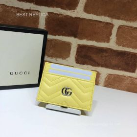 Gucci GG Marmont card case 443127 211541