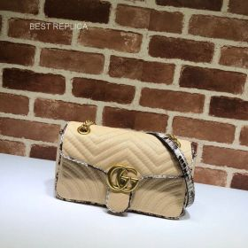Gucci Online Exclusive GG Marmont small bag 443497 211552