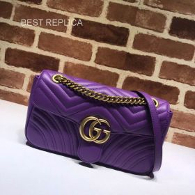 Gucci Online Exclusive GG Marmont small bag 443497 211554