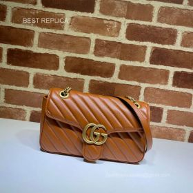 Gucci Online Exclusive GG Marmont small bag 443497 211555