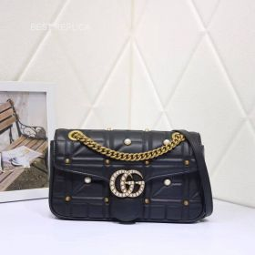 Gucci Online Exclusive GG Marmont small bag 443497 211558