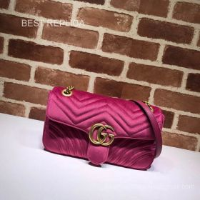 Gucci Online Exclusive GG Marmont small bag 443497 211560
