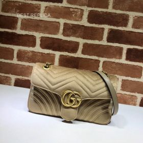 Gucci Online Exclusive GG Marmont small bag 443497 211562