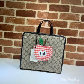 Gucci Children's tote bag with apple 648797 213472