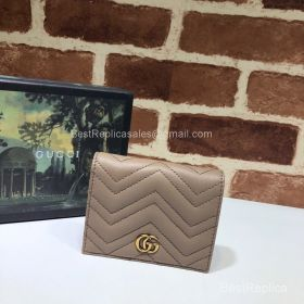 Gucci GG Marmont Multicolor case wallet 466492 912004